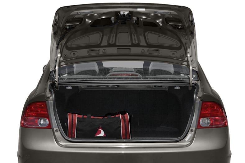 2008 Honda Civic Exterior Photo