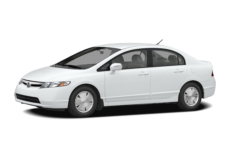 2008 Civic Hybrid