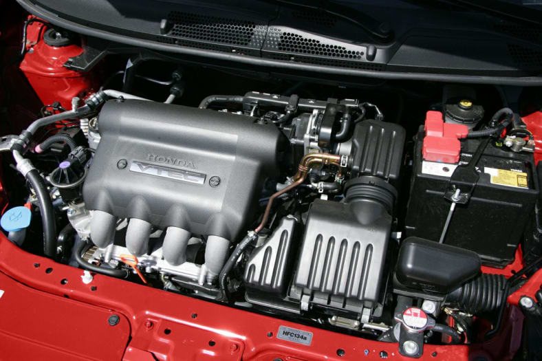 2008 Honda Fit Exterior Photo