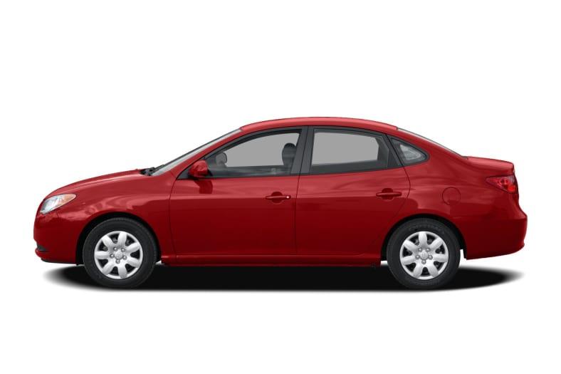 2008 Hyundai Elantra Exterior Photo