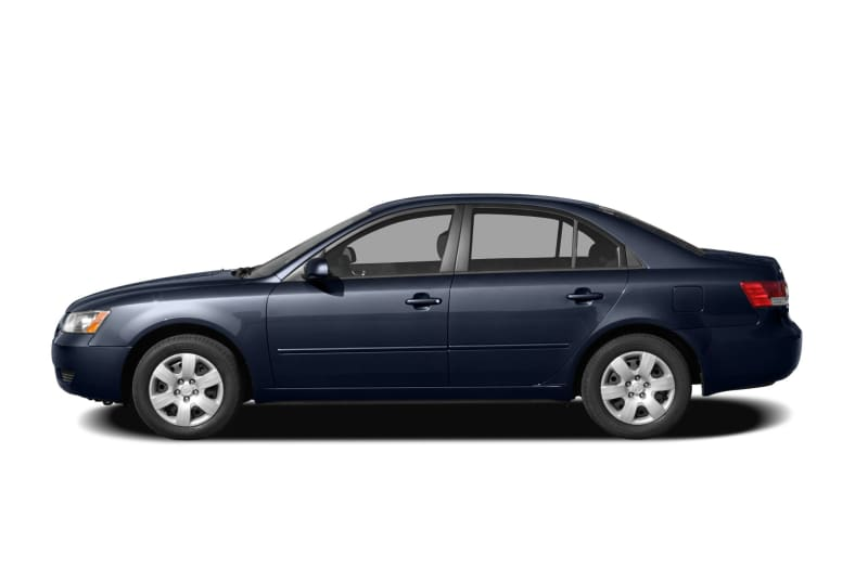 2008 Hyundai Sonata Exterior Photo