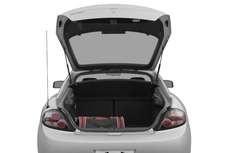 2008 Hyundai Tiburon Exterior Photo