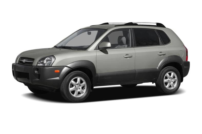 2008 Hyundai Tucson Information