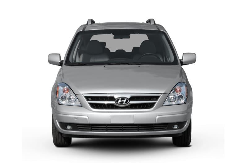 2008 Hyundai Entourage Exterior Photo