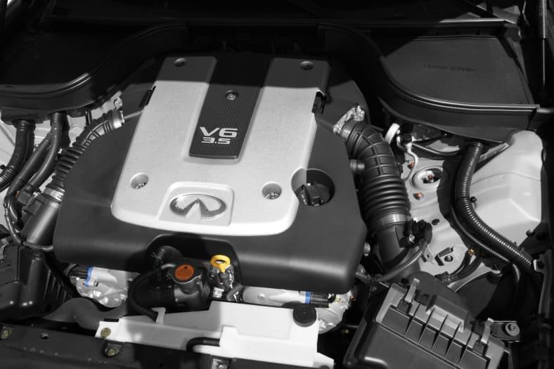 Infiniti g35 2007 horsepower
