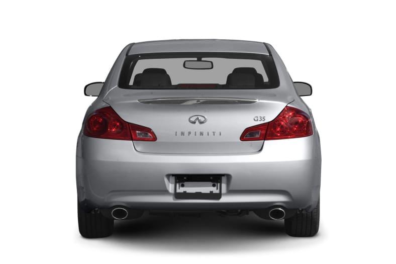 2008 Infiniti G35 Sport 4dr Rear Wheel Drive Sedan Specs And Prices