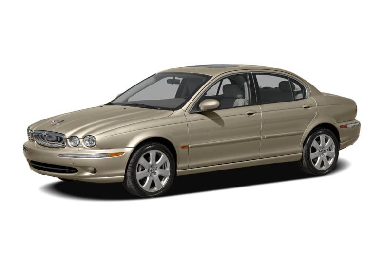 2008 Jaguar X TYPE