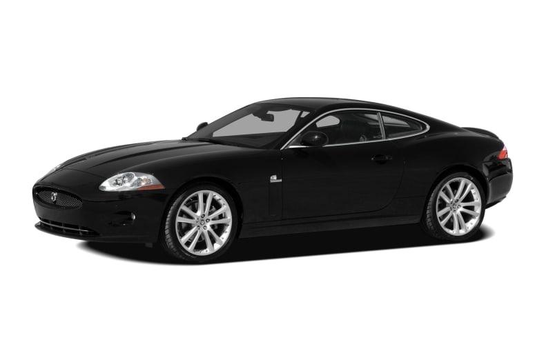 Jaguar coupe 2008