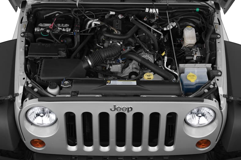 2008 Jeep Wrangler Exterior Photo