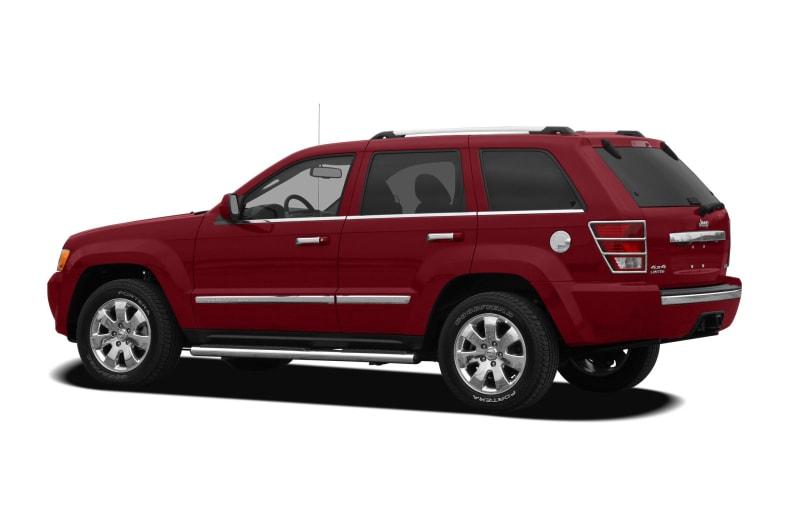 2008 Jeep Grand Cherokee Information