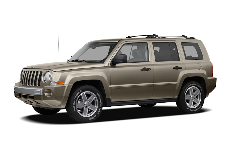2008 Jeep Patriot Pictures