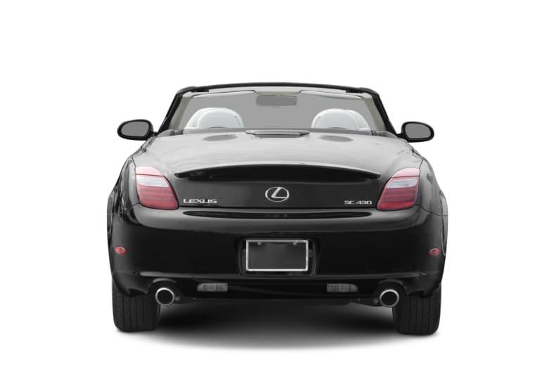 2008 Lexus SC 430 Exterior Photo