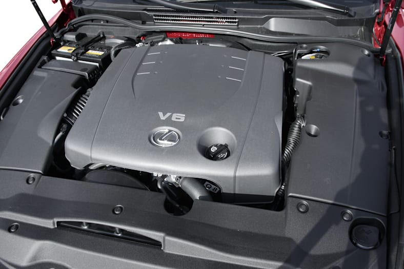 2008 Lexus IS 250 Exterior Photo