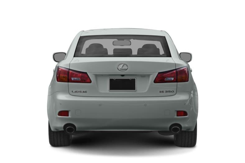 2008 Lexus IS 350 Exterior Photo