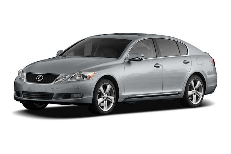 2008 Lexus GS 460 Exterior Photo
