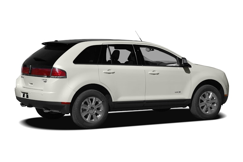 2008 Lincoln MKX Information