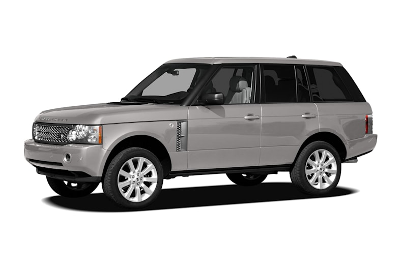 2008 Land Rover Range Rover Supercharged 4dr All