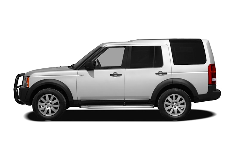2008 Land Rover LR3 Exterior Photo