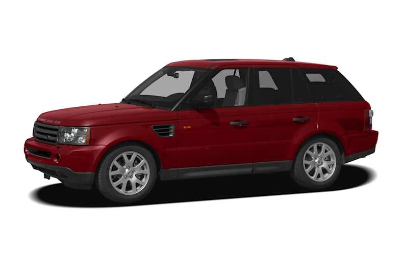 2008 land rover range rover sport supercharged 4dr all. Black Bedroom Furniture Sets. Home Design Ideas