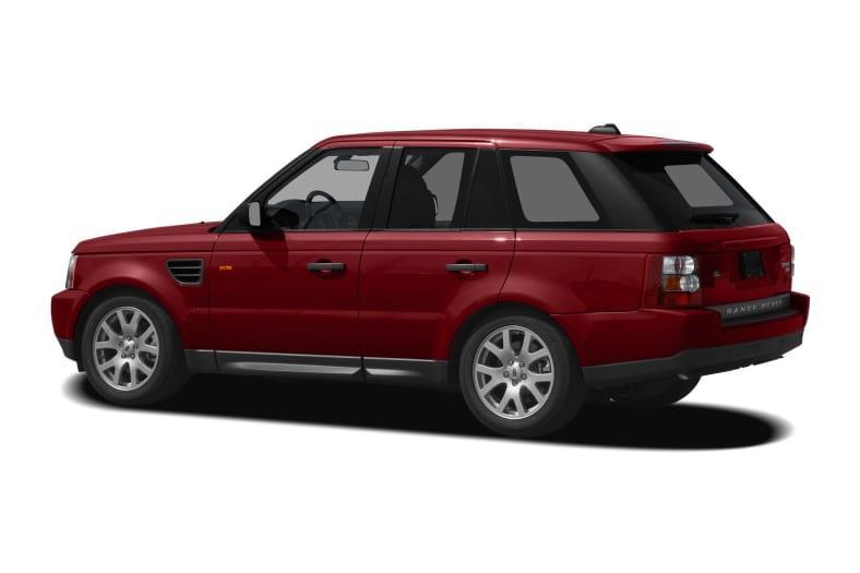 2008 Land Rover Range Rover Sport Exterior Photo