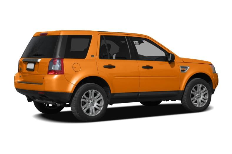 2008 Land Rover LR2 Exterior Photo