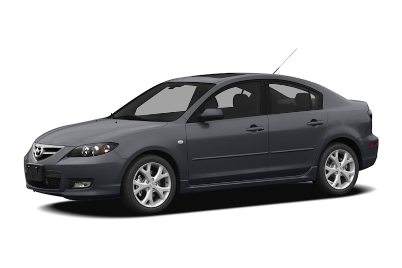 Exceptional 2008 Mazda3