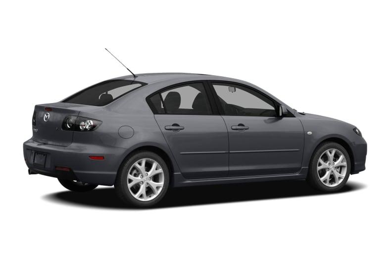 2008 Mazda Mazda3 I Touring Value 4dr Sedan Specs And Prices