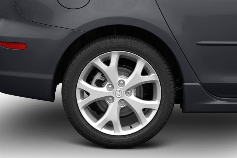 2008 Mazda Mazda3 Exterior Photo