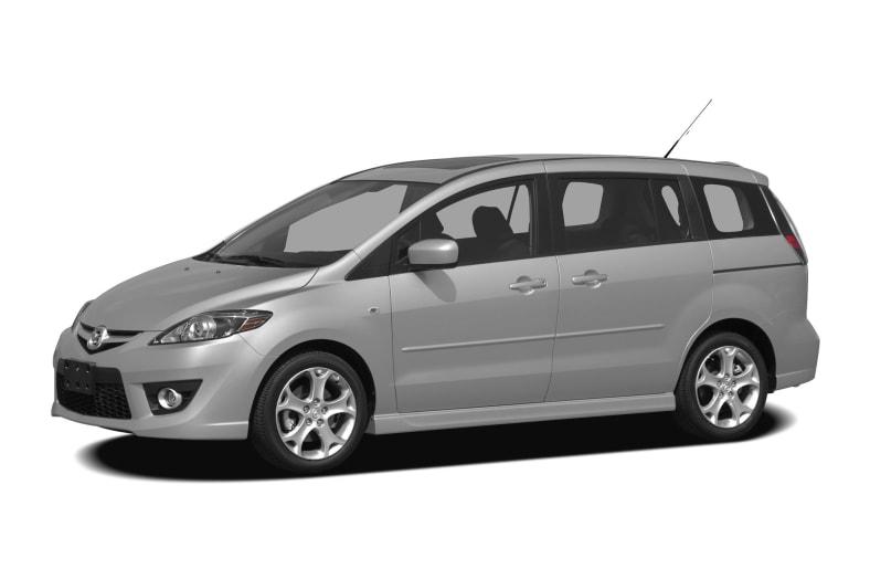 2008 Mazda Mazda5 Exterior Photo