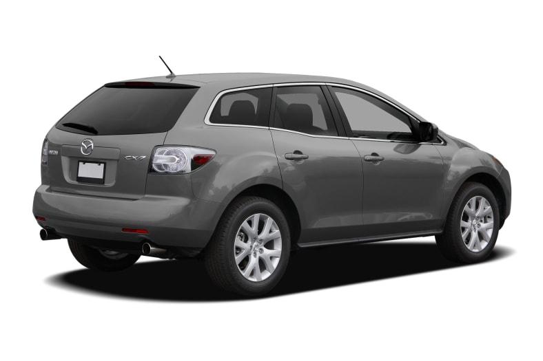 2008 Mazda CX7 Pictures