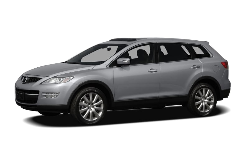 2008 mazda cx 9 information. Black Bedroom Furniture Sets. Home Design Ideas