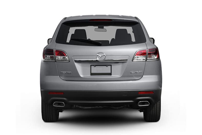 2008 Mazda Cx 9 Grand Touring 4dr All Wheel Drive Pictures