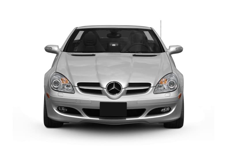 2008 Mercedes-Benz SLK-Class Exterior Photo