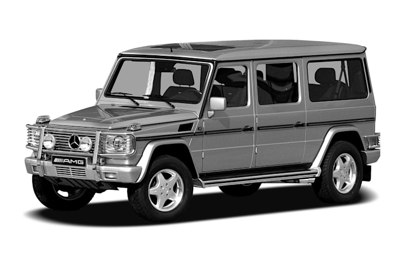2008 mercedes benz g class information. Black Bedroom Furniture Sets. Home Design Ideas