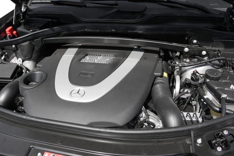 2008 Mercedes-Benz GL-Class Exterior Photo