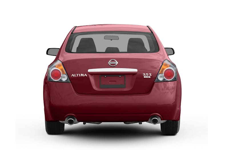 2008 Nissan Altima Exterior Photo