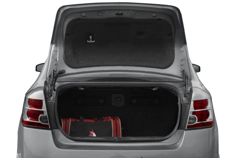 2008 Nissan Sentra Exterior Photo