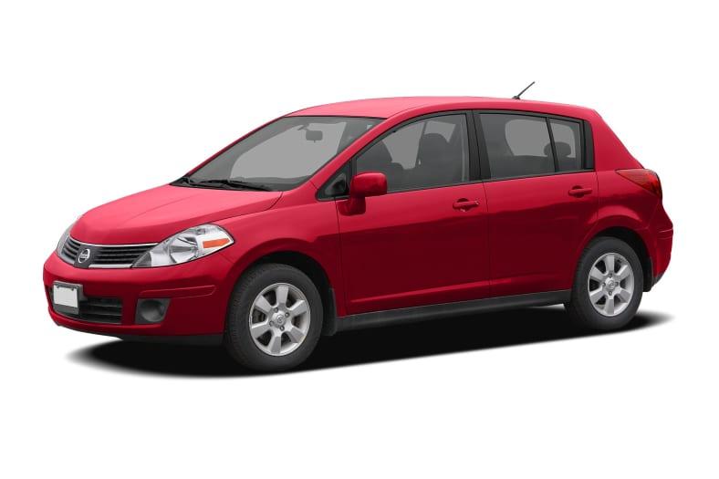 2008 Nissan Versa 1.8S 4dr Hatchback Information | Autoblog