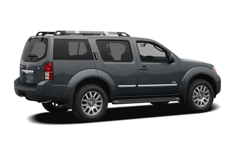 2008 Nissan Pathfinder Exterior Photo