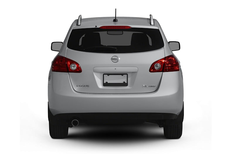 2008 nissan rogue safety features