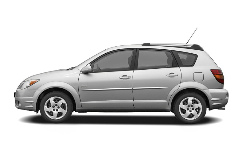 2008 Pontiac Vibe Base Front Wheel Drive Hatchback Pictures