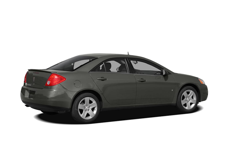 2008 Pontiac G6 Exterior Photo