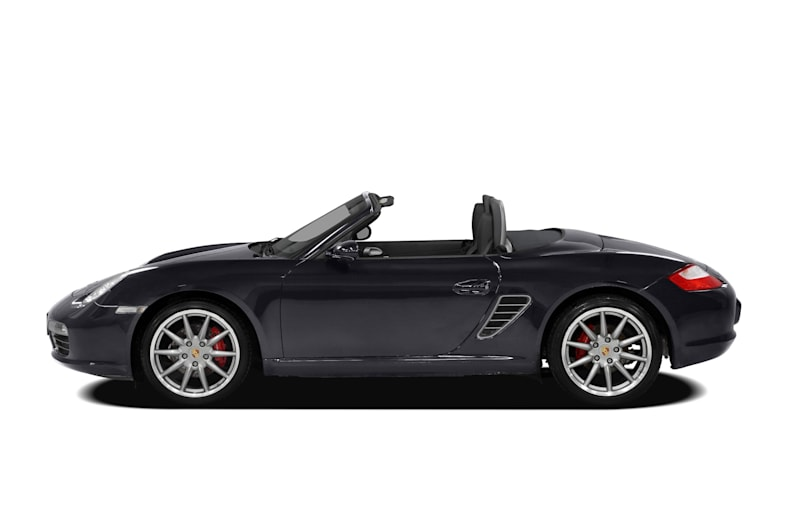 2008 Porsche Boxster Exterior Photo