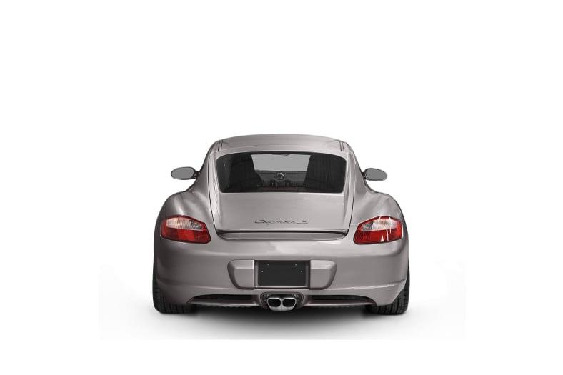 2008 Porsche Cayman S Exterior Photo