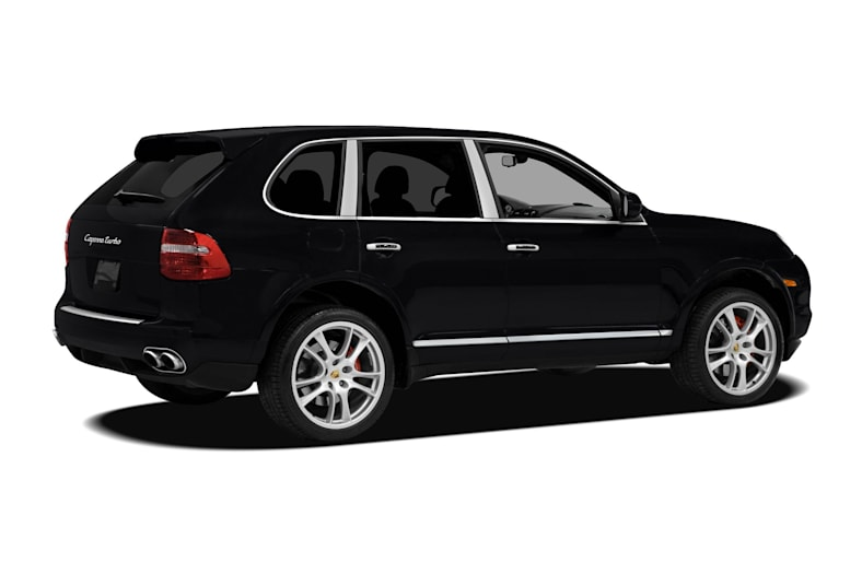 2008 Porsche Cayenne Turbo 4dr All Wheel Drive Specs And Prices
