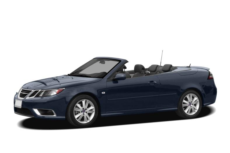 2008 saab 9 3 convertible