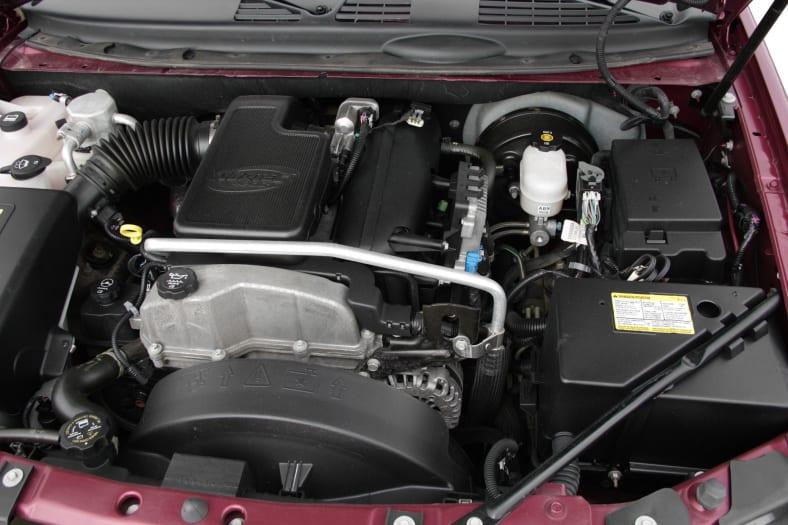 2008 Saab 9-7X Exterior Photo