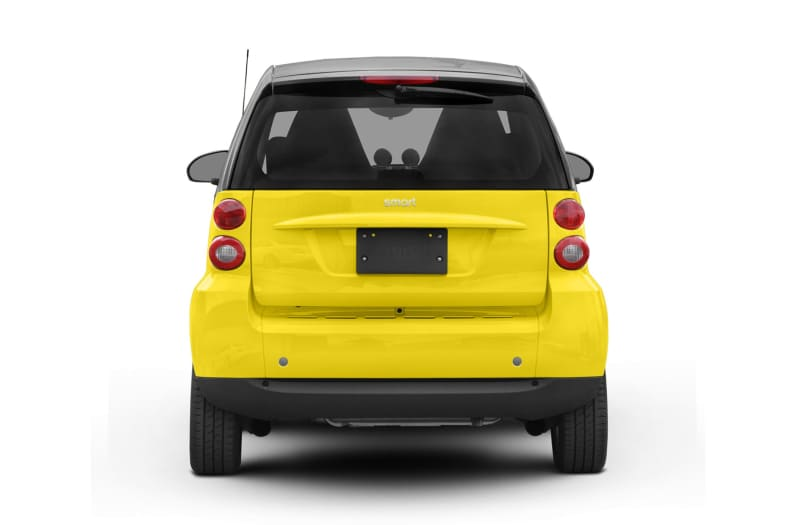 2008 smart fortwo Exterior Photo