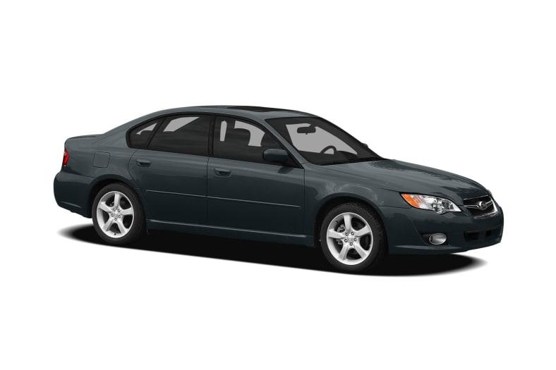 2008 Subaru Legacy Pictures