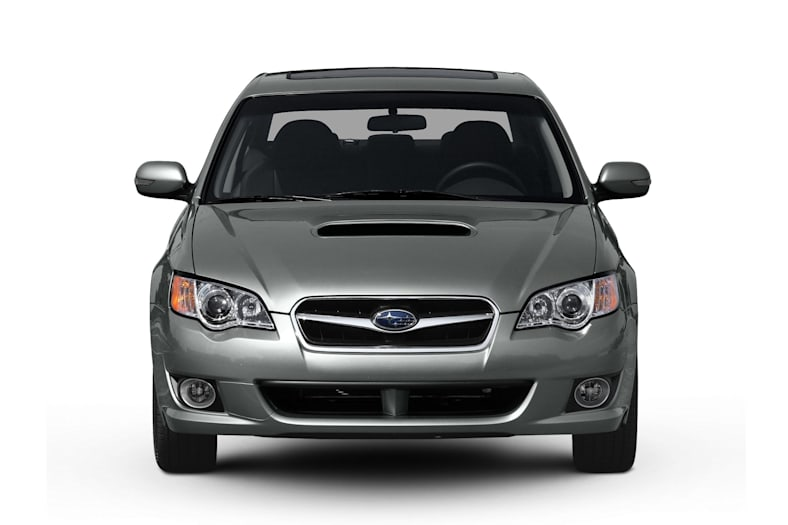 2008 Subaru Legacy 2 5gt Spec B 4dr Sedan Pictures